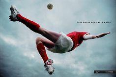 The Incredible Print Ads of Nike | 10Steps.SG
