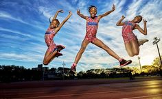 Sheppard sisters, Youth Track & Field.  AAo1p67.img (1210×746)
