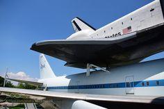 Space Shuttle by albertchenphotography