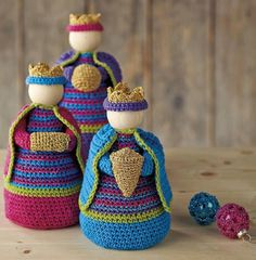 Simply crochet your crochet christmas 2015 by Isabella