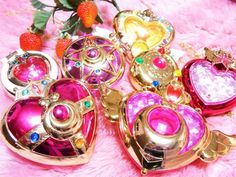 sailormoon toy collection