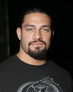 I know I've pinned this picture before but it's one of my favorite pictures of him. Roman looks so perfect, so beautiful in this picture.