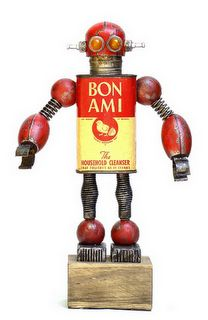 Fobot [found objects robots]