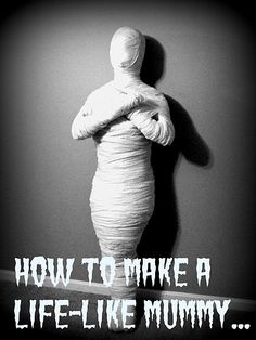 Create your own Mummy