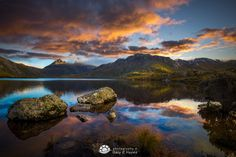 Photograph Patience - Dove Lake Cradle Mountain Tasmania by Gary Hayes on 500px