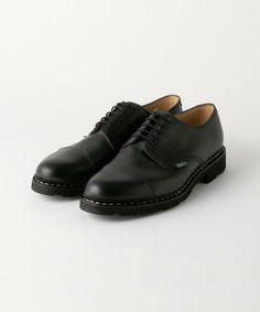 UNITED ARROWS MENS(ユナイテッドアローズメンズ)の<PARABOOT(パラブーツ)>AZAY(ブーツ) ブラック
