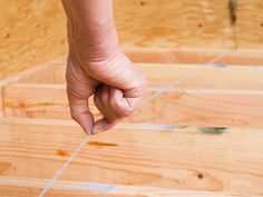 A well-installed subfloor will keep the upper layer level and well-insulated and will help prevent a squeaky floor. Plywood is the most common type of subfloor in new homes.