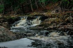 Go Waterfalls New Brunswick: Essepenack Falls
