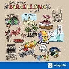Cosa fare a Barcellona in 48h