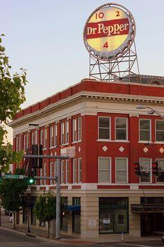 Dr Pepper   Roanoke, VA