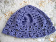 would like this edge on a scarf  http://www.ravelry.com/patterns/library/crochet-cap-3