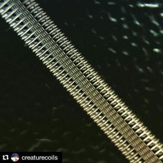 Beauty in the firm of a coil. Great one @creaturecoils! #Vape #CoilPorn  Finally can catch the detail of the Staggered Framed Staple!  6x .7 ribbon a1 framed with 2x 26g a1 staggered with 36g n80 and bound with 38g n80. #vapelyfe #vapefam #coilporn #vegasvapelife #vapenation #vapeon #vapor #vapedaily #cloudchaser #vaping #subohm #driplife #vapormax #vapeoftheday #vapeallday #ejuice #vapelife #vapeporn #dripclub #cloudchasers #dripclub #vapehooligans #vapegram #improof #vapecommunity…