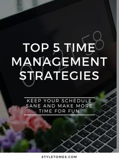 My 5 Time Management Strategies That Made a HUGE Difference! Time Management Tools, Time Management Strategies, Best Home Business, Business Ideas, Keeping A Journal, Energy Level, Getting Things Done, A Team, No Time For Me