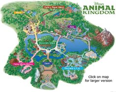 Map of hollywood studios at disney world american idol experience animal kingdom map walt disney world gumiabroncs Gallery