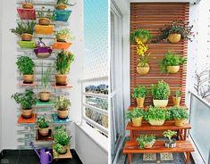 ¿Te gustaría tener tu propio huerto de verduras y especias pero vives en departamento? No te deprimas, todo es posible. Si tienes balcón estás requete salvada. Es cosa de utilizar bien el espacio y listo, podrás tener una mini huerta en tu terraza y cocinar con tus hierbas recién cosechadas. Si tu departamento es … #huertavertical