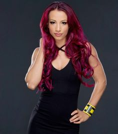Mercedes Kaestner-Varnado (born January 26, 1992) is an American professional wrestler currently signed to WWE under the ring name Sasha Banks, where she is a former NXT Champion. At TakeOver: Brooklyn, Banks lost the Women's Championship to Bayley, ending her reign at 192 days. General Manager William Regal announced that Bayley would defend the title against Banks at TakeOver: Respect, in the first ever women's 30–minute Iron Man match in WWE history, they tore the house down.