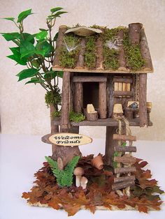 Another Fairy house | Flickr - Photo Sharing!