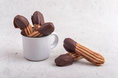 Schoko-Spritzgebäck Cacao Powder, Baked Goods, Schokolade