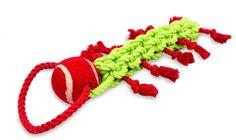 O Laço do Pescador é um super brinquedo de corda que seu cachorro-marinheiro-mordedor vai adorar explorar.  = R$ 39,00