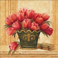 Květinové obrázky pro oddělení 45