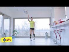 Trening w 15 minut - płaski brzuch - YouTube