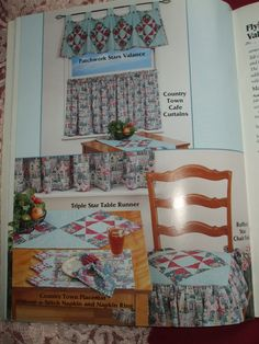 Second Silver - Dec the house with Quilted Projects Quilt patterns Donna Babylon 4421