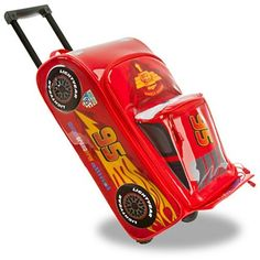 Disney Lightning McQueen Rolling Luggage * Want to know more, click on the image.