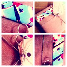 A gift is only a gift when it's wrapt! | BB style | www.BioByBecky.nl