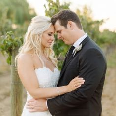 I love everything about this wedding! Beautiful Temecula, CA winery wedding