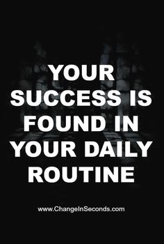 Weight Loss Motivation Your success is found in your daily routine! Weight Loss Motivation Your success is found in your daily routine! Gewichtsverlust Motivation, Weight Loss Motivation, Motivation Inspiration, Fitness Inspiration, Exercise Motivation, Style Inspiration, Loss Quotes, Success Quotes, Positive Quotes
