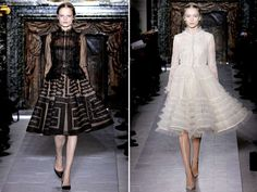 Valentino Spring 2013  - The new Valentino Spring 2013 Couture Collection features spectacular floor-length gowns that are perfectly designed for any red carpet event. Inco...