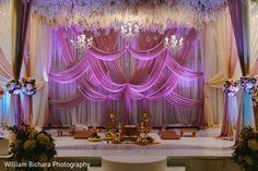 Beautiful mandap decor http://www.maharaniweddings.com/gallery/photo/99888