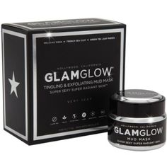 I want to try this! Amazon.com: Glam Glow Tingling and Exfoliating Mud Mask, 1.7 Ounce: Beauty