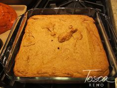 Tosca Reno: Clean Eating Oatmeal Pumpkin Squares