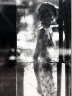 The Modern Woman is the sum of her life experiences. // photo by Saul Leiter