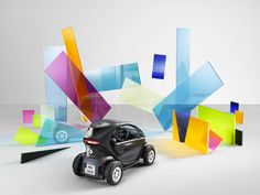 Renault Campaign on the Behance Network