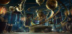 Planetarium by Tomi Väisänen