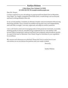 Resume Cover Letter Templates Cover Letter Template For Banking Position  Google Search  Job .