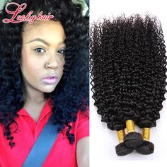 Cheap hair color for grey hair, Buy Quality hair curlers long hair directly from China hair ornaments for short hair Suppliers:  Cheap Yvonne Brazilian Kinky Curly Hair 1B Color 4 Bundles Discount Brazilian Kinky Curly Virgin Hair 4 Pcs Human Hair