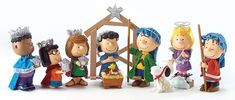 http://www.amerheritage.com    Even Charlie Brown and the gang know what Christmas is all about.