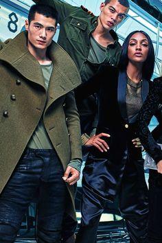 BALMAIN x H&M | H&M US