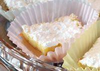 Amish Lemon Bars -Recipe link-