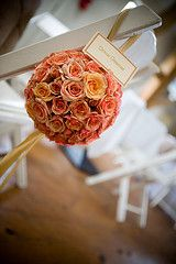 Make A Ball Of Flowers | Wedding Reception Table Decorations