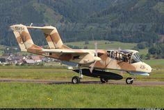 North American Rockwell OV-10B Bronco