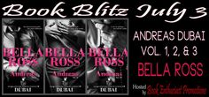 "BookSkater: ˜""*°•. Book Blitz & Giveaway ~ Andreas Dubai  Author: Bella Ross  Genre: BDSM / Erotic Romance (Novella Series)  Release Date: May 16, 2014  Hosted by: Book Enthusiast Promotions One determined Journalist…. Freelance journalist, Genevieve Parker, has just been handed the biggest story of her career. But there's one…"