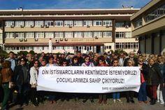 Çocuk istismarına fetva veren Nurettin Yıldız protesto edildi