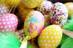 Easter Traditions, Easter eggs
