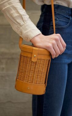 e4131224f Spring Trend  Vintage Souvenir Straw Bags