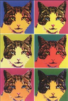 COM by Andy Warhol #PopArt
