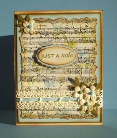Creative Wallcovering by ladybug91743 - Cards and Paper Crafts at Splitcoaststampers